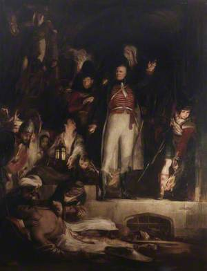 General Sir David Baird Discovering the Body of Sultan Tippoo Sahib after Having Captured Seringapatam, on the 4th May, 1799