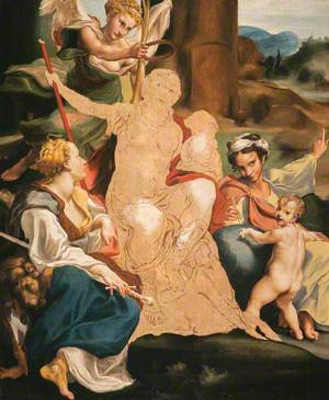 An Allegory of Virtue
