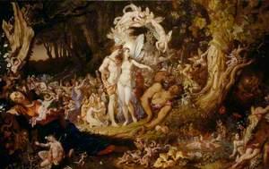 The Reconciliation of Oberon and Titania