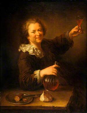 Self Portrait as a Drinker