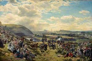 Royal Volunteer Review, 7 August 1860