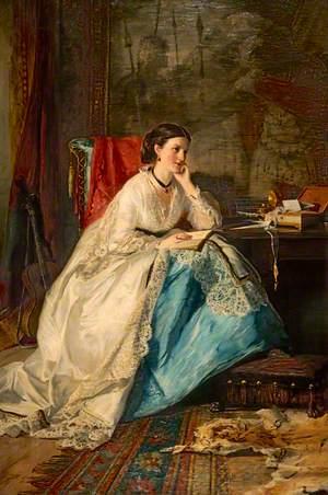 Emily Merelina Meymott (1830–1911), Baroness Shand
