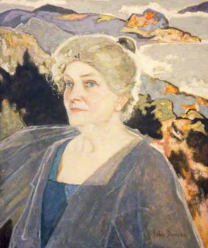 Marjory Kennedy (1857–1930), Mrs A. Y. Fraser, Musician and Collector of Hebridean Songs