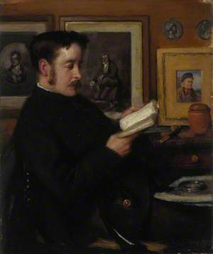 John Miller Gray (1850–1894), Art Critic and First Curator of the Scottish National Portrait Gallery