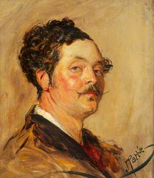 Sir David Murray (1849–1933), Artist