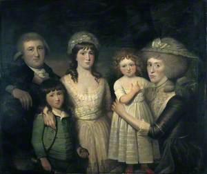 James Boswell and his Family