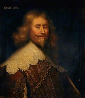 Alexander Leslie (c.1580–1661), 1st Earl of Leven, Soldier