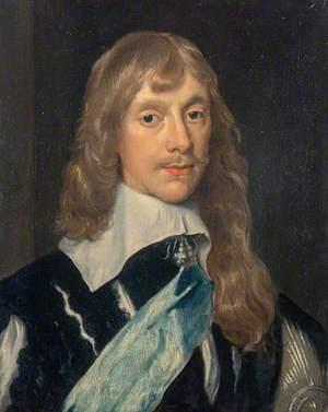 James Stuart (1612–1655), 4th Duke of Lennox (Later 1st Duke of Richmond), Royalist