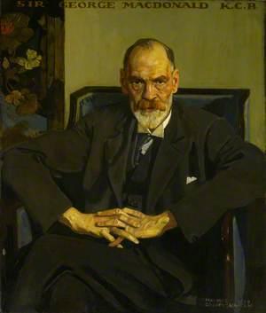 Sir George Macdonald (1862–1940), Archaeologist