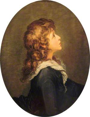 Henry Siddons (1774–1815), Actor, Eldest Son of Sarah Siddons, as a Child