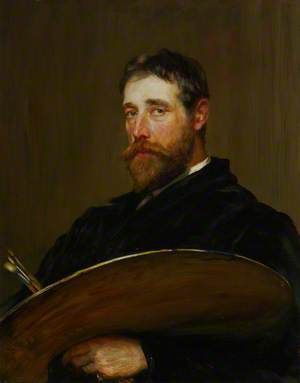 James Campbell Noble (1846–1913), Artist