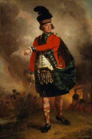 Hugh Montgomerie (1739–1819), 12th Earl of Eglinton, Soldier; Lord Lieutenant of Ayrshire