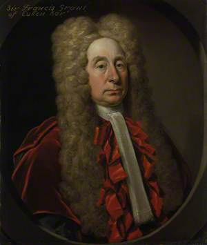 Sir Francis Grant (1658–1726), Lord Cullen, Judge