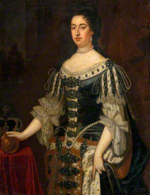 Mary II (1662–1694), Reigned Jointly with William III (1688–1694)