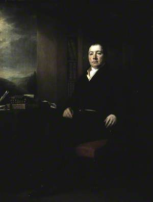 Thomas Bruce (1785–1850), Depute Clerk of Session and Friend of Sir Walter Scott