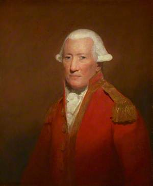 General Robert Melville (1723–1809), Soldier and Antiquary