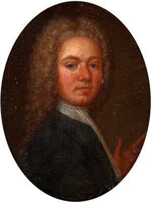 John Alexander (1686–1757), Artist, Self Portrait