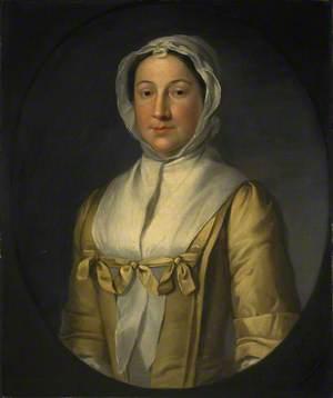 Anne Smith (active 1729–1769), Third Wife of Thomas Ruddiman