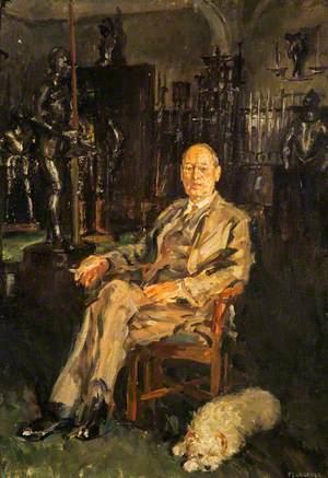 Robert Lyons Scott (1871–1939), Shipbuilder and Collector of Armour