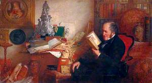 David Laing (1793–1878), Antiquary