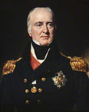 Admiral Sir Pulteney Malcolm (1768–1838), Sailor