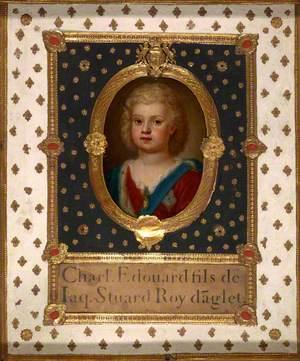 Prince Charles Edward Stuart (1720–1788), Eldest Son of Prince James Francis Edward Stuart, as a Child