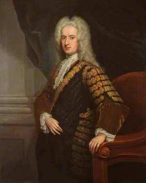 John Hay (c.1695–1762), 4th Marquess of Tweeddale, Lord Justice-General for Scotland