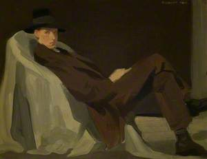 Sir William Oliphant Hutchison (1889–1970), Artist