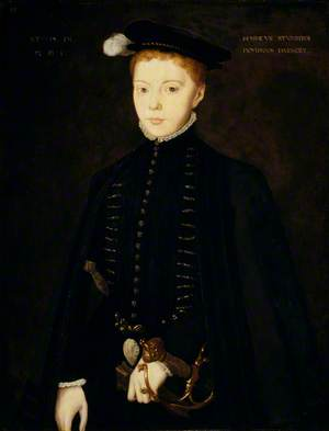 Henry Stuart (1545–1567), Lord Darnley, Consort of Mary, Queen of Scots