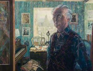 Ronald Stevenson (b.1928), Composer and Pianist