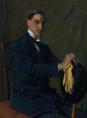 Archibald Henry Macdonald Sinclair (1890–1970), 1st Baronet of Ulbster and 1st Viscount Thurso, Liberal Statesman, Secretary of State for Scotland and Secretary of State for Air