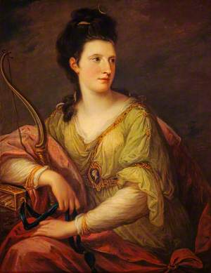 Jane Maxwell (c.1749–1812), Duchess of Gordon, Wife of the 4th Duke of Gordon
