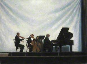 Sir Donald Tovey (1875–1940), in Concert
