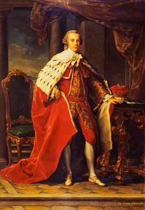 John Ker (1740–1804), 3rd Duke of Roxburghe, Bibliophile