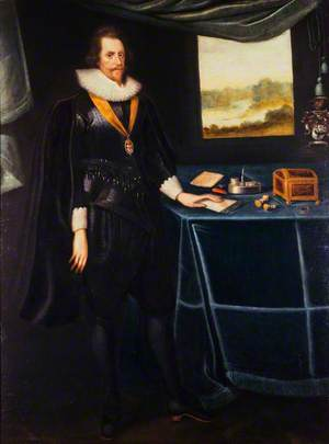 Sir Archibald Acheson (1583–1634), Secretary of State