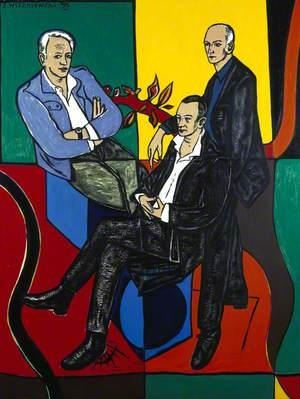 The Citizens: Robert David MacDonald (1929–2004), Philip Prowse (b.1937), Giles Havergal (b.1938)