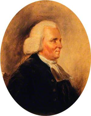Reverend Thomas Blacklock (1721–1791), Minister of Kirkcudbright and Poet