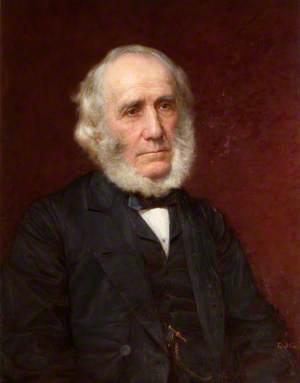 Duncan McLaren (1800–1886), Lord Provost of Edinburgh