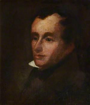 John Zephaniah Bell (1794–1883), Artist, Self Portrait