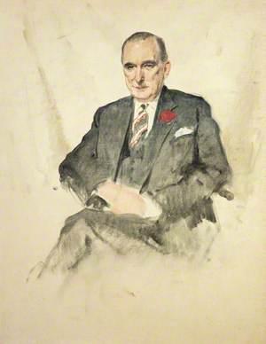 Hugh Fraser (1903–1966), Lord Fraser of Allander, Businessman