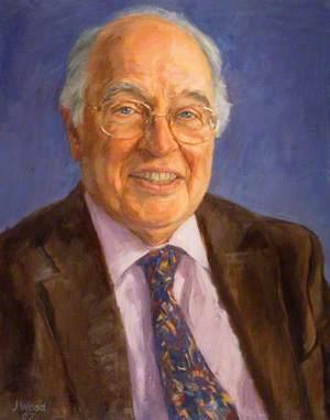 Sir Michael Atiyah, OM (b.1929), Mathematician