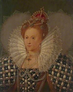 Elizabeth (1533–1603), Queen of England, Reigned 1568–1603
