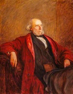 Herbert Spencer (1820–1903), Philosopher
