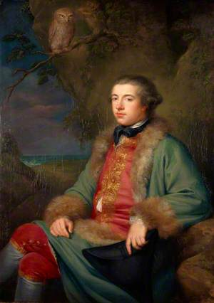 James Boswell (1740–1795), Diarist and Biographer of Dr Samuel Johnson