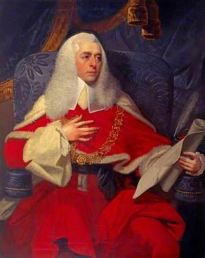 Alexander Wedderburn (1733–1805), 1st Earl of Rosslyn, Lord Chancellor, as Lord Loughborough