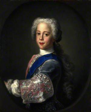 Prince Henry Benedict Clement Stuart (1725–1807), Cardinal York, Younger Brother of Prince Charles Edward
