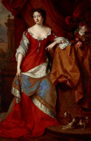 Queen Anne (1665–1714), as Princess of Denmark, Reigned 1702–1714