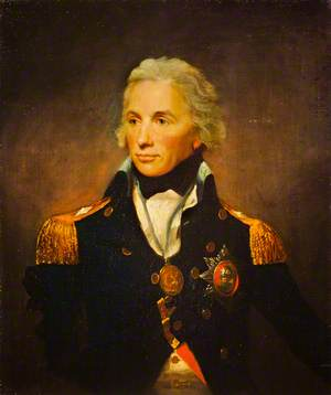 Horatio Nelson (1758–1805), Viscount Nelson, Admiral, Victor of Trafalgar