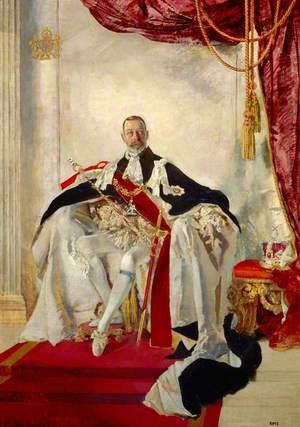 George V (1865–1936), Reigned 1910–1936