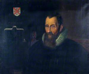John Napier of Merchiston (1550–1617), Discoverer of Logarithms